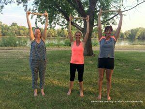 Balance, Entspannung nach Feierabend, Qi Gong, Erholung, Achtsamkeit
