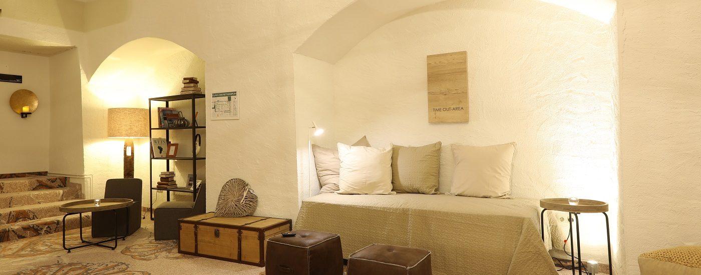 Wohlfühlatmosphäre im Fine Living Hotel Rheingau