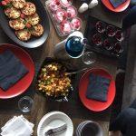 Lunch im Nägler's - Kleine Köstlichkeiten während der Gesundheitstage
