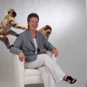 Pia Forkheim Coaching - Affen auf der Schulter