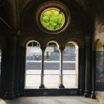 Im Kloster Maria Laach